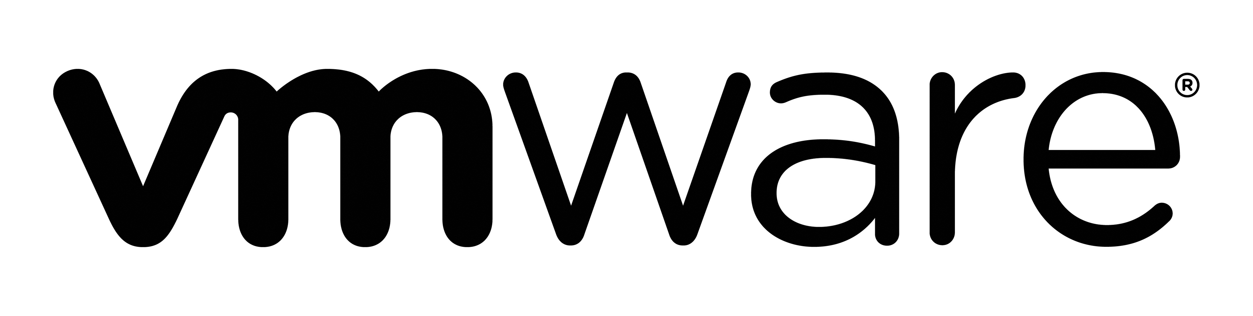 vmware logo black