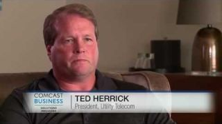 Ted Herrick – President, Utility Telecom