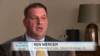 Ken Mercer – Vice President of Sales, Telecom Brokerage, Inc.
