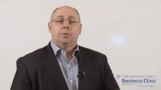 Time Warner Cable Business Class - Jim Delis Interview at Channel Partners 2012