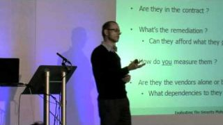 Ian Moyse, EMEA Channel Director, Webroot Presents @ The 1st Cloud Circle Security Conference